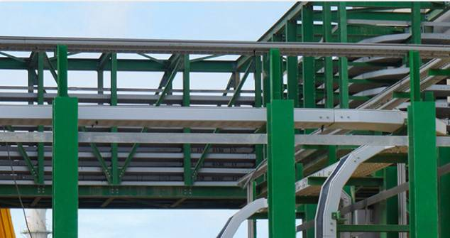 aluminum cable trays Basor