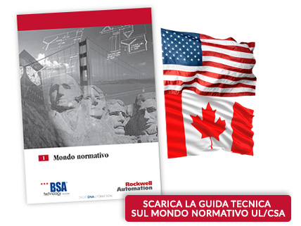 Download Guida tecnica normativa UL/CSA Rockwell Automation